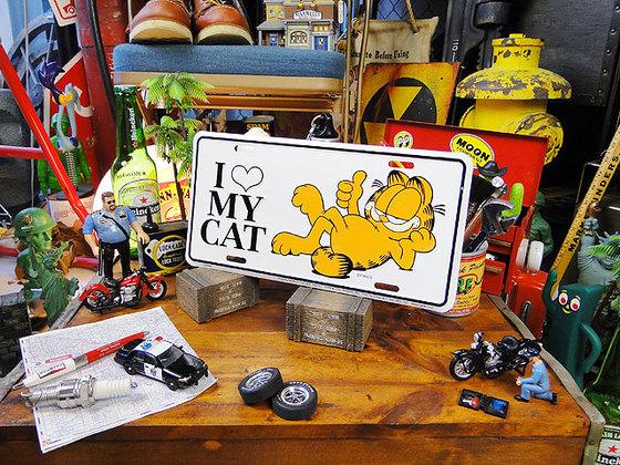 猫界的初代萌主果然不容小觑!萌力十足加菲猫週边商品特蒐