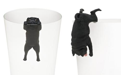 这表情也太欠揍了吧?8款超白目的巴哥犬杯缘子开卖啦!