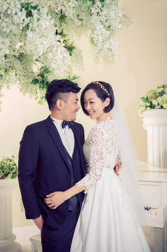 Gigi、史丹利婚礼倒数四天!三套新娘礼服抢先曝光美翻天