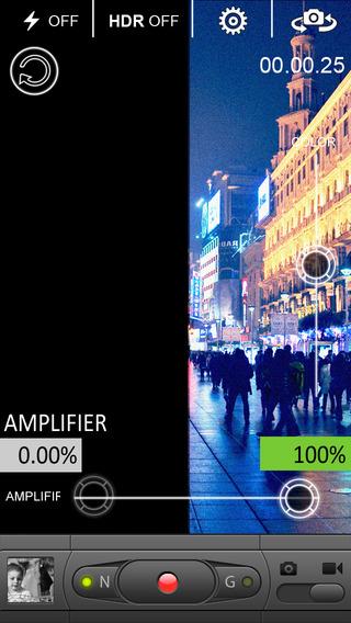 04/07限时免费App特辑:前后摄影镜头全开,零死角捕捉精彩画面!