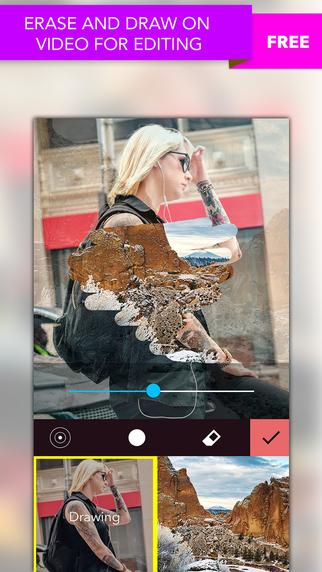 叠加特效才是大势!让讚数飙升的好用照片层叠App