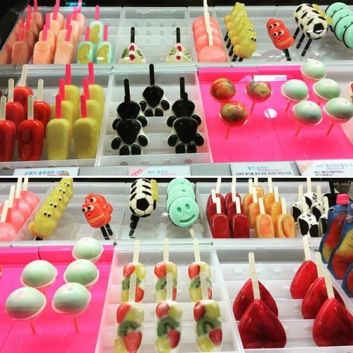 连孝周欧腻都在吃的冰棒!韩国ICE FACTORY让你吃出新花样啊