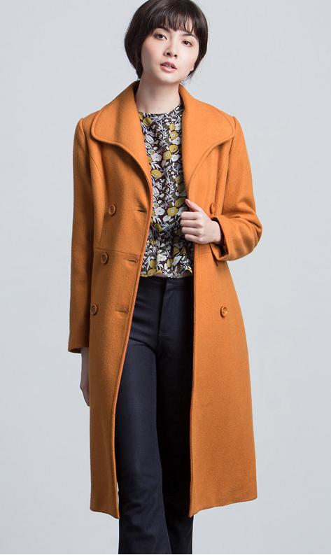今年外套這樣穿 和閨蜜一起暖呼呼過冬
