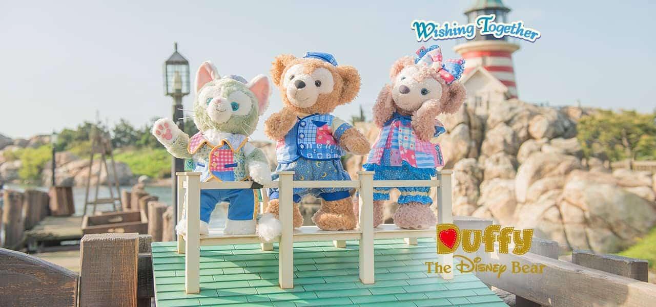 萌翻天的年度超級限定品登場!東京迪士尼達菲熊×Q-pot.夢幻甜點系小物
