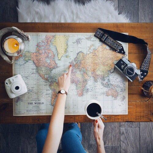 第一次出国自助不知如何着手?5招教你轻鬆搞定schedule放心玩