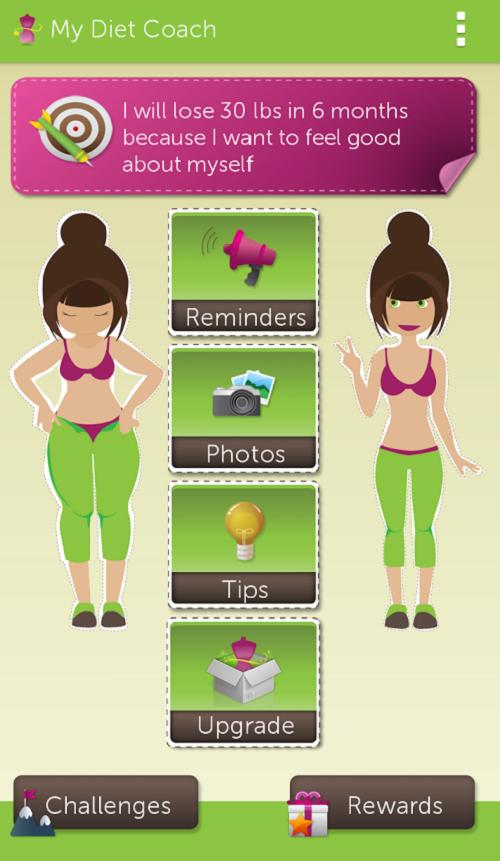 连假完裤子变紧了?减肥App《My Diet Coach - Weight Loss》让你重获新生