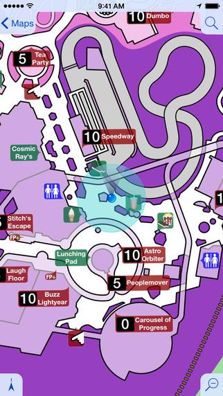 02/23限时免费App特辑:迪士尼狂粉必收乐园App限免中!