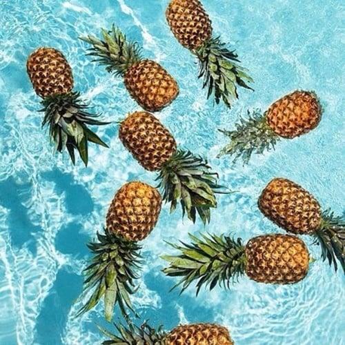 夏天就要让凤梨充满你的生活!5个凤梨创意单品特搜