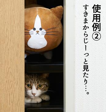 猫奴疗癒必收品再一发!让你可以这样又那样的「猫咪Ponta」系列周边