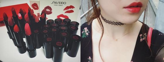 一次推出16种不同的红色唇膏!让色彩信徒大疯狂的本週美妆新消息