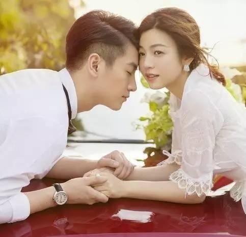 女神喜上加喜!陈妍希领证成婚宣布怀孕三个月