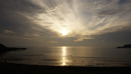 就喜欢当个追夕阳的旅人!澎湖的7个秘密日落景点大公开