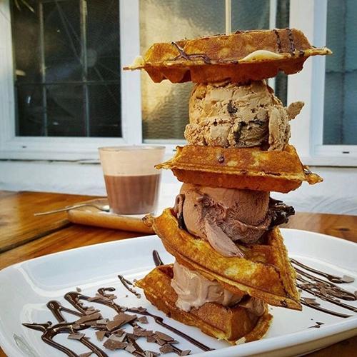 一支甜筒吃不够还要再+1!甜上加甜让人心花怒放的澳洲冰淇淋