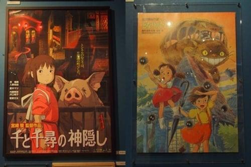 你準备入手日本限定邮票了吗?手稿、场景全包的六本木吉卜力博览会
