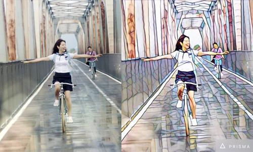 一秒就能画出浮世绘风格!超多绘画滤镜的App《Prisma》