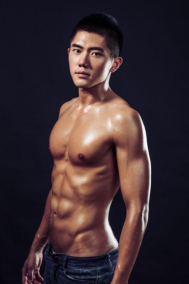 根本是台湾养眼帅哥集散地!令万千少女癡迷的粉专-晏人物