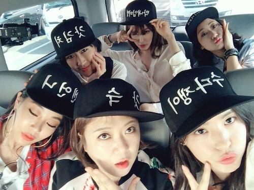 Unnies这次要你们〈Shut Up〉!因戏剧或综艺而出击的6个韩团