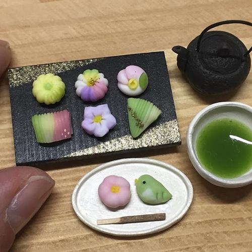 来碗超丰盛的生鱼片丼饭吧!不小心会误食的超拟真日本料理食玩