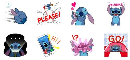 不是随便谁都能霸佔你手机的!突破你想像的多元画风《史迪奇》全萤幕贴图