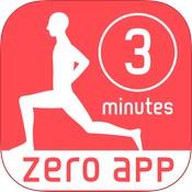 再也没理由不运动!懒惰妞专属的居家健身App《3 minute workout》