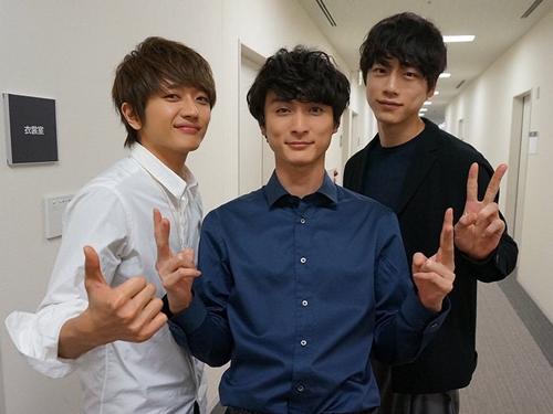 演男二还是超抢戏的坂口健太郎 连这些男神都被他给比下去了?