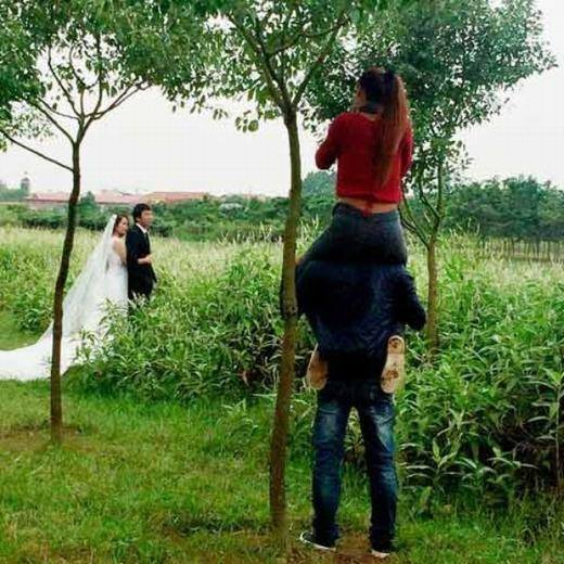 完美婚纱照的残酷真相!亚洲婚摄背后血泪大公开