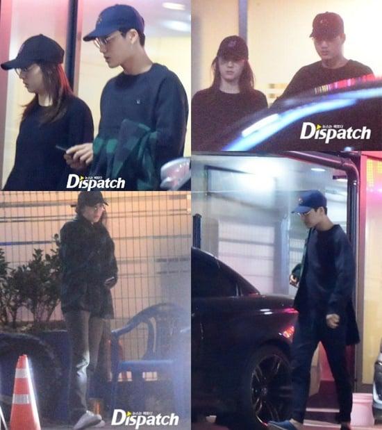 这不是愚人节笑话!f(x)Krystal、EXO KAI热恋ING