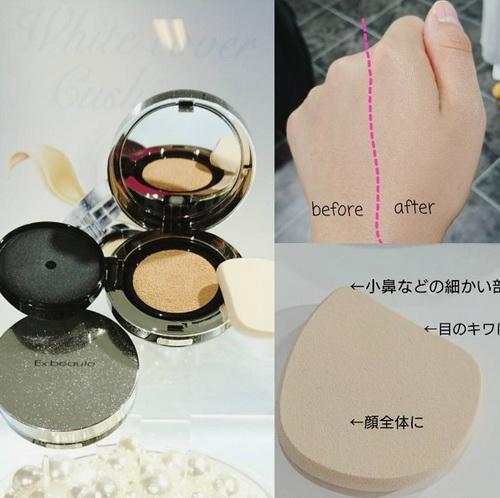 日本「气垫热」沸腾ing!玫瑰金、能吸附老废角质的气垫粉饼你都跟上了?
