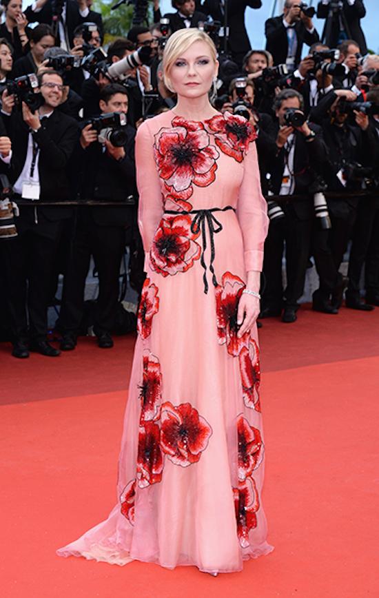 别怀疑,她真的穿白T!2016坎城影展红毯造型Top 10