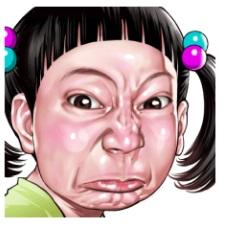 一定要这么浮夸吗?《孩子们发火的脸》贴图让你一秒惹怒朋友