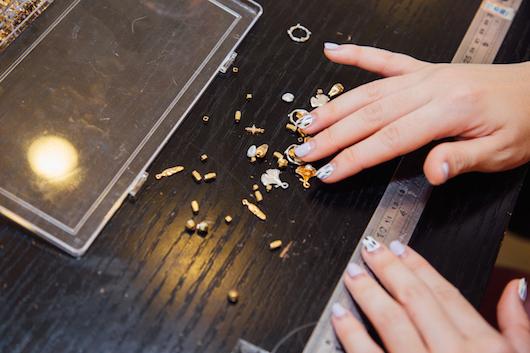 你的风格只有自己最知道 Hannah Huang Jewelry让你拥有专属于自己的饰品