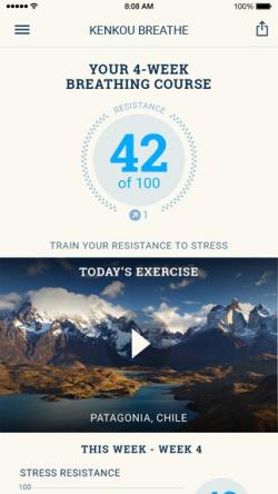 5/10限时免费App特辑:释放压力从学会呼吸做起!跟着App调整自己的生活吧