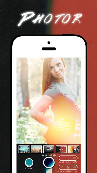 5/11限时免费App特辑:多彩滤镜打造个性画报风格