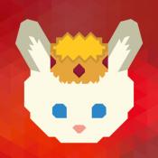 5/30限时免费App特辑:快来帮兔兔国王收复国土吧!