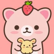 5/31限时免费App特辑:让粉色萌物草莓猫来妆点你的美照吧!