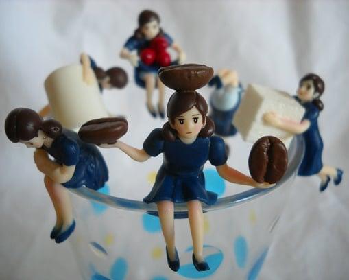 给双鱼座甜食就能帮少女心充电!让12星座一秒回春的关键字是….