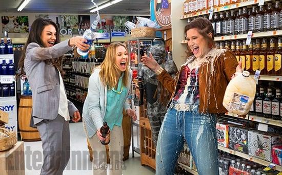 地方的妈妈需要酒精!蜜拉库妮丝《进击的妈妈》乔奶、酗酒、开趴通通豁出去啦