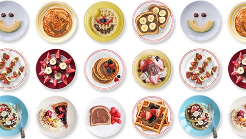 Nutella口味的烤肉捲想吃吗?盘点全球10间Nutella专卖店