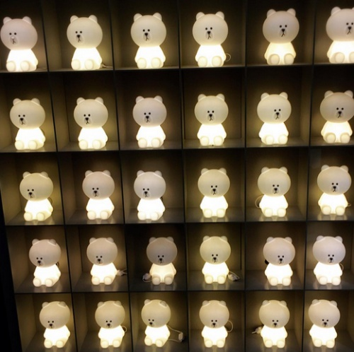 熊大就是要进攻你的家!LINE FRIENDS X EMART全新居家用品上市