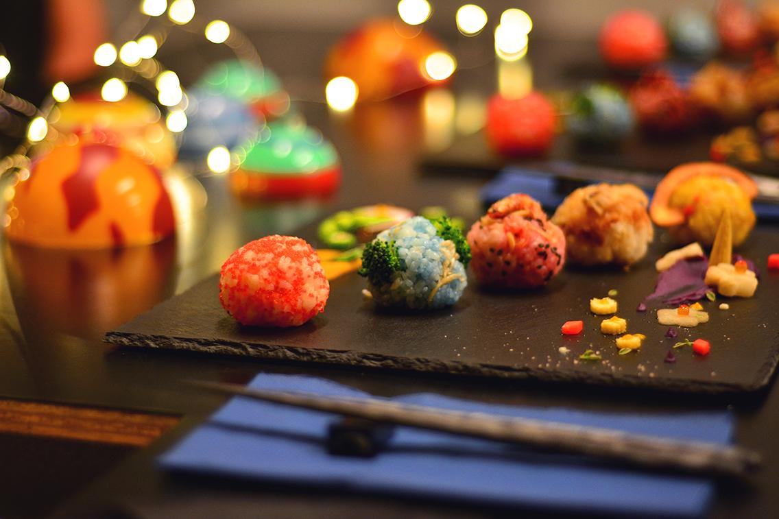 蒙著眼帶你進入宇宙!全台最小「星球餐桌計畫」如何用五感體驗吃的藝術?