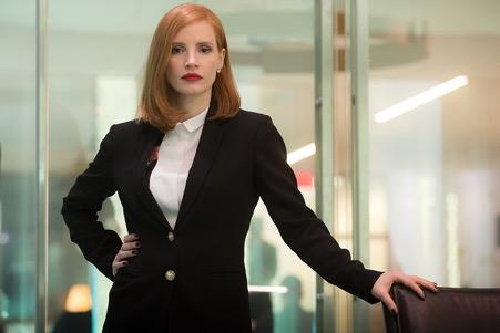 洁西卡雀丝坦的现代女性典范角色