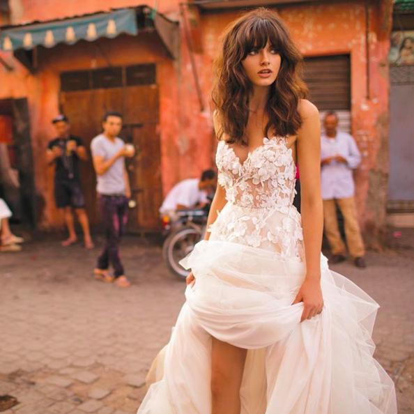 男神余文乐的太太结婚这样穿!王棠云的梦幻婚纱Liz Martinez你认识了吗?