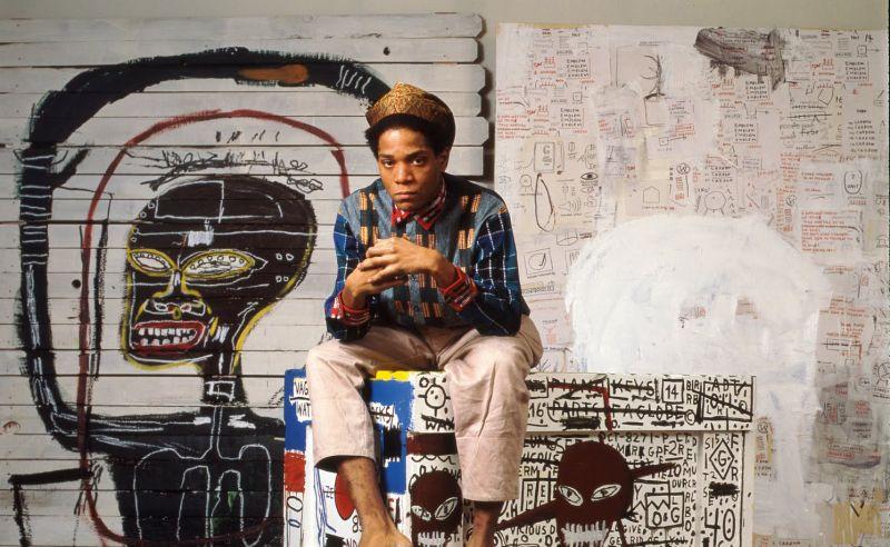 他是80年代纽约的艺术灵魂!娜姐发文缅怀挚爱Jean-Michel Basquiat冥诞