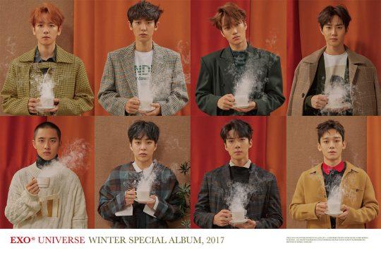 EXO、DEAN新歌上线立刻攻占一二名!适合冬日夜晚重复播放的歌曲