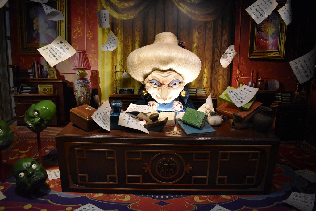 移動城堡下一站,台中!充滿魅力與感動的「吉卜力動畫世界特展」