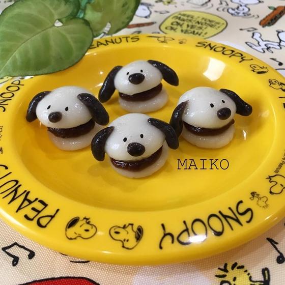 这个杯麵麻糬我捨不得吃!日本妈妈的糯米厨房太可爱惹