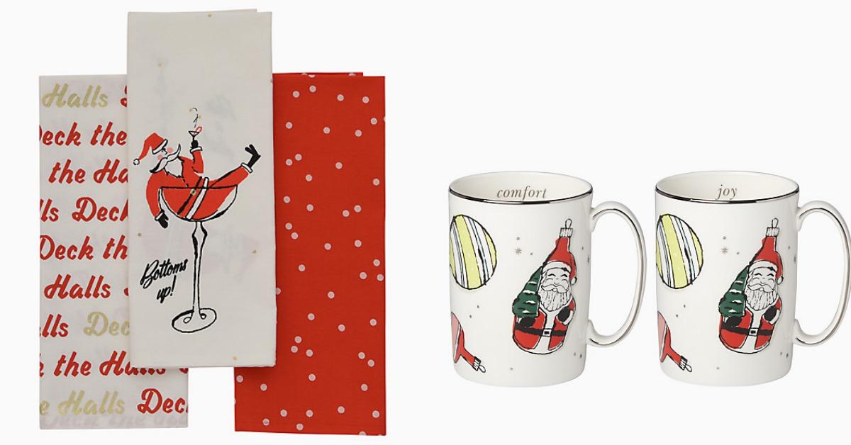 圣诞Home系列要抢要快!在年末前轻松打造家中12月的幸福氛围
