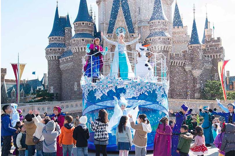 达菲迷、皮克斯控又有新目标...东京迪士尼冬季限定活动明年一月开跑