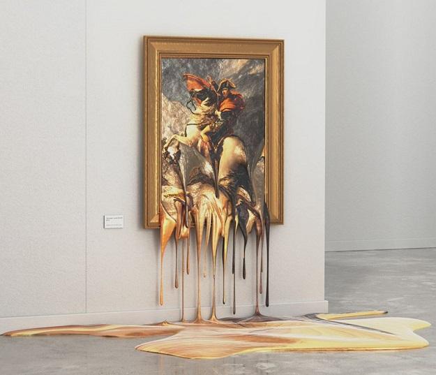 孟克〈吶喊〉竟然热到融化了!美术馆名画无法想像没有空调的日子