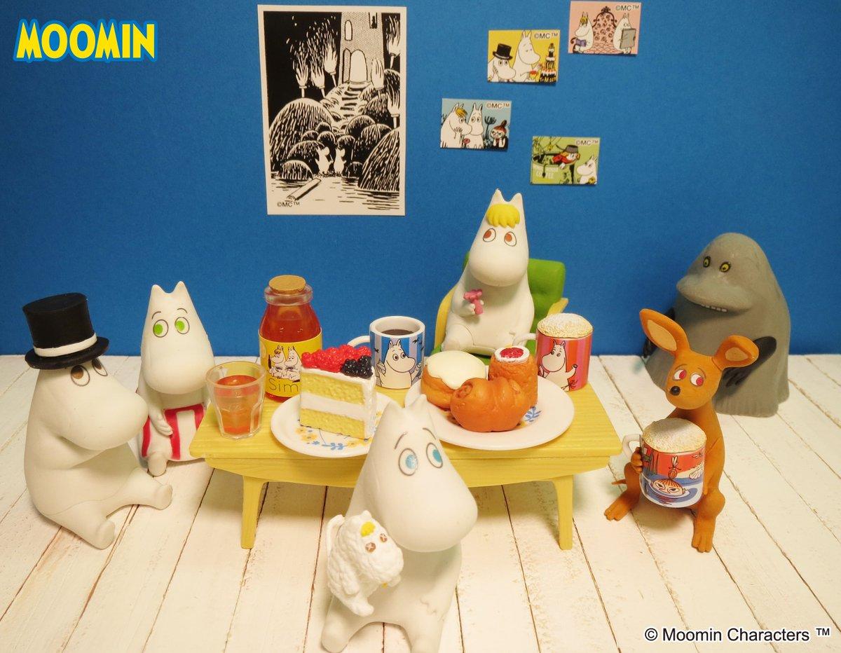 想要在这里待上一整天!「噜噜米北欧咖啡厅」盒玩清新登场